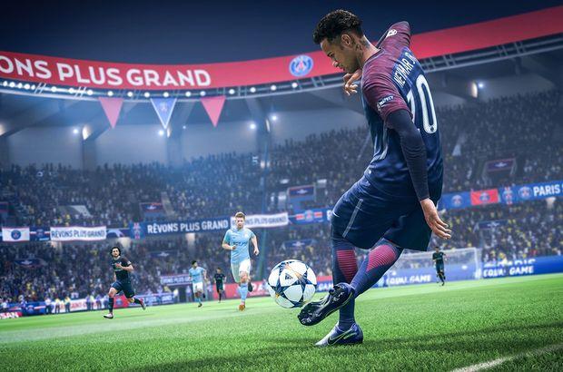 FIFA 19 5 versus 5 FIFA street yeni mod