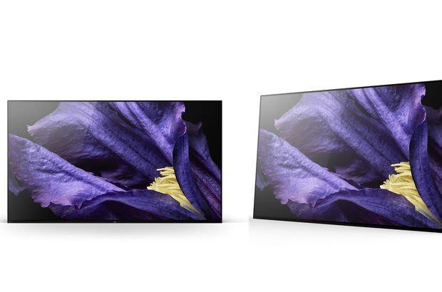 Sony MASTER Serisi AF9 OLED TV