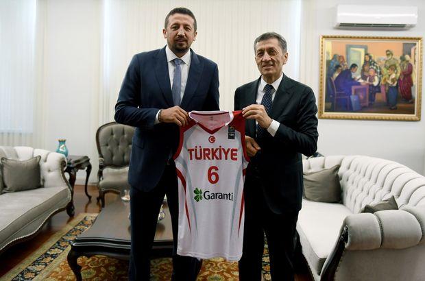 TBF Başkanı Hidayet Türkoğlu