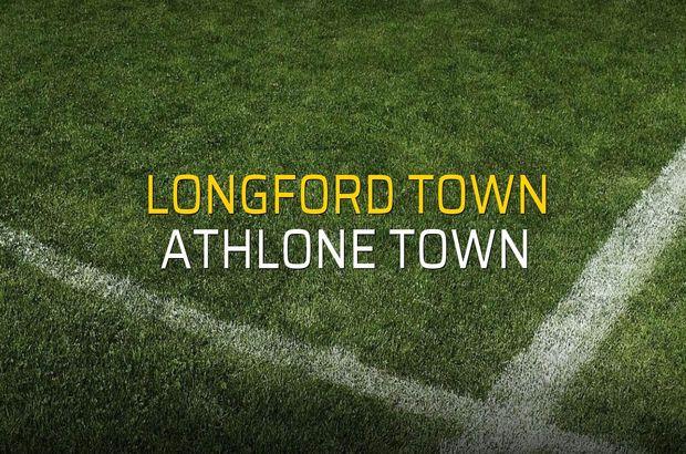 Longford Town - Athlone Town düellosu