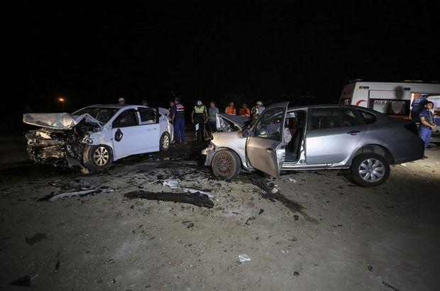Muğla Seydikemer trafik kazası