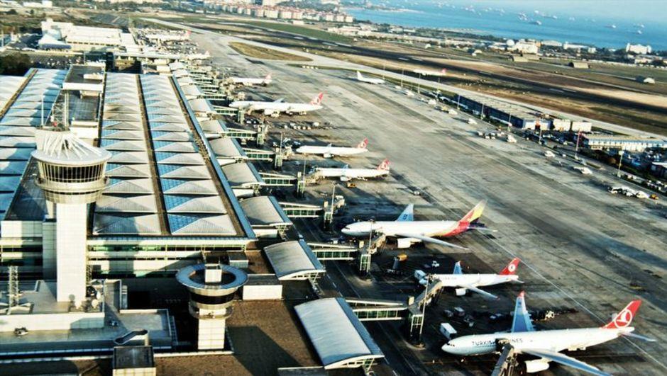 Atatürk Havalimanı'na gidecekler dikkat!