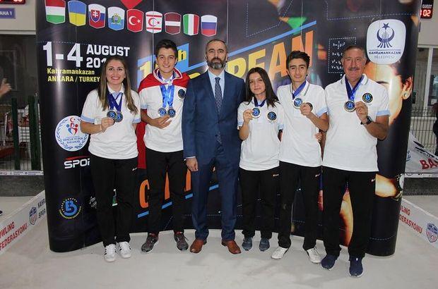 Avrupa Gençler Bocce Şampiyonası