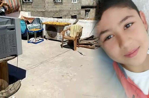 Küçük çocuk maganda kurşunuyla hayatını kaybetmişti