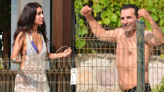 Rafet El Roman'ın bu karesine eski eşi Tuğba Altıntop'tan yorum