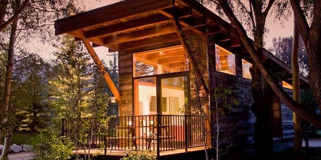 Mimarisine bayılacağınız 70 küçük ev örneği!