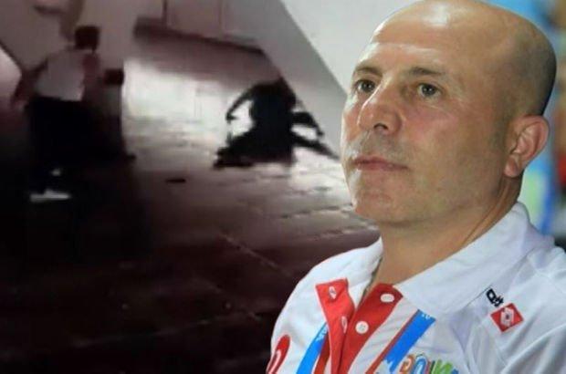 Boks antrenörü eski sporcularının saldırısına uğradı
