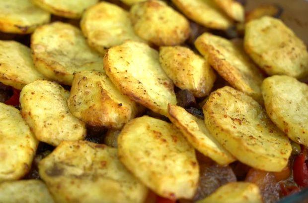 Etli favori patates