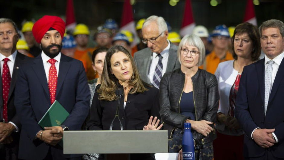 Kanada'dan Suudi Arabistan'a cevap