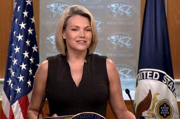 ABD Suriye açıklaması