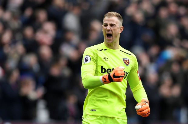 Burnley, Joe Hart'ı transfer etti