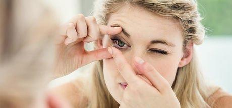 Yazın kontakt lens kullanırken nelere dikkat etmeli?