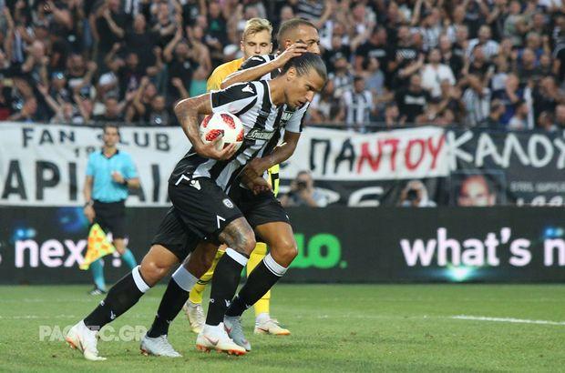 PAOK - Spartak Moskova