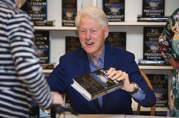 ABD Clinton roman