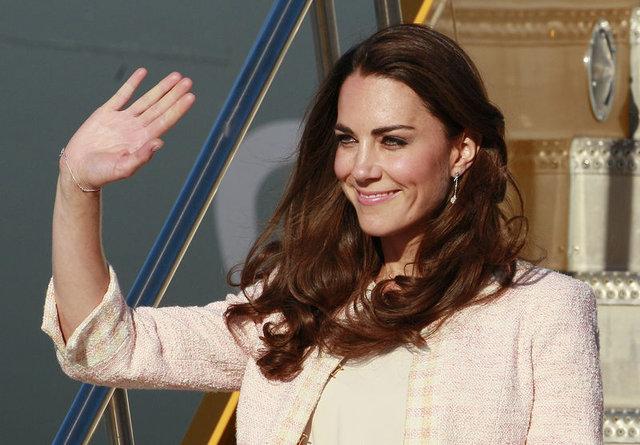 Gözler Kate Middleton'ın bikinili fotoğrafında!