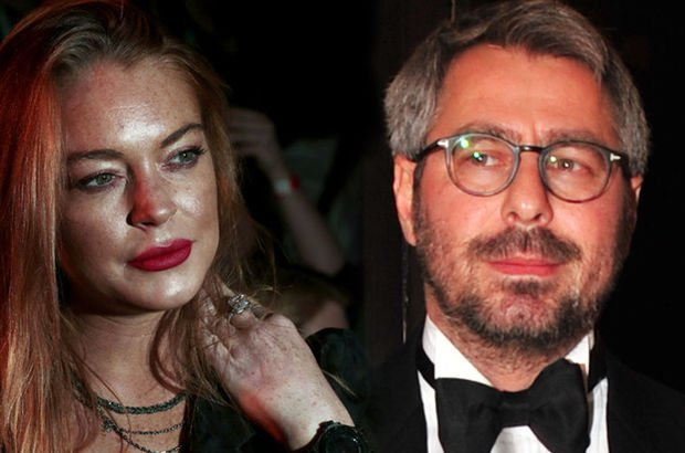 Lindsay Lohan, Murat Aslan