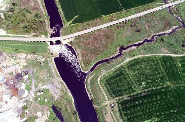 'Nehir sanayinin kanalizasyonuna döndü'