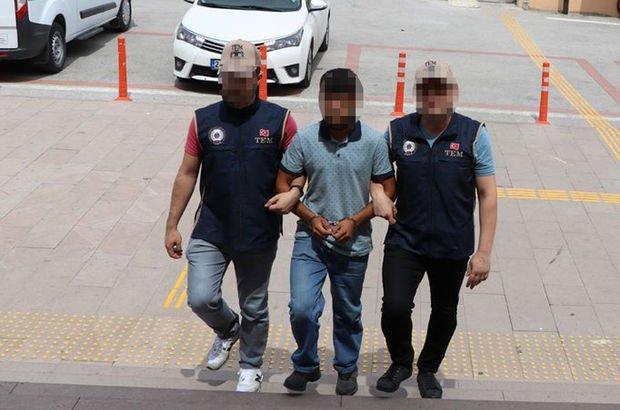 PKK operasyonu: 1 kişi tutuklandı