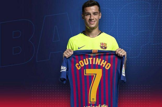 Arda'nın forması Coutinho'ya!