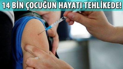 Son dakika: Sağlık Bakanlığı çocuğuna aşı yaptırmayan 23 bin aile için harekete geçti