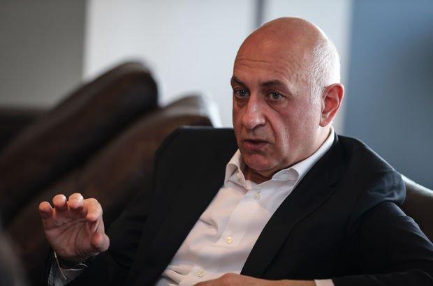 Kibar Holding Yönetim Kurulu Başkanı Ali Kibar