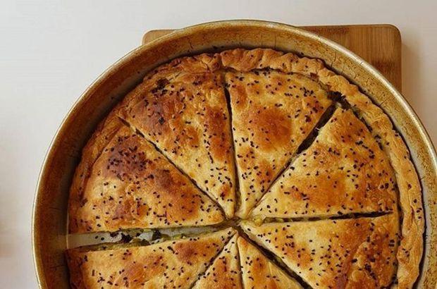 Pırasalı patriyot böreği