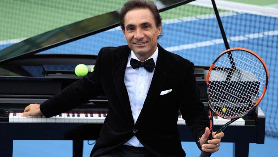 Behzat Gerçeker, tenis