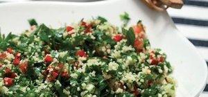 Doyurucu ve diyet salata tarifi: Tabbule salatası nasıl yapılır?
