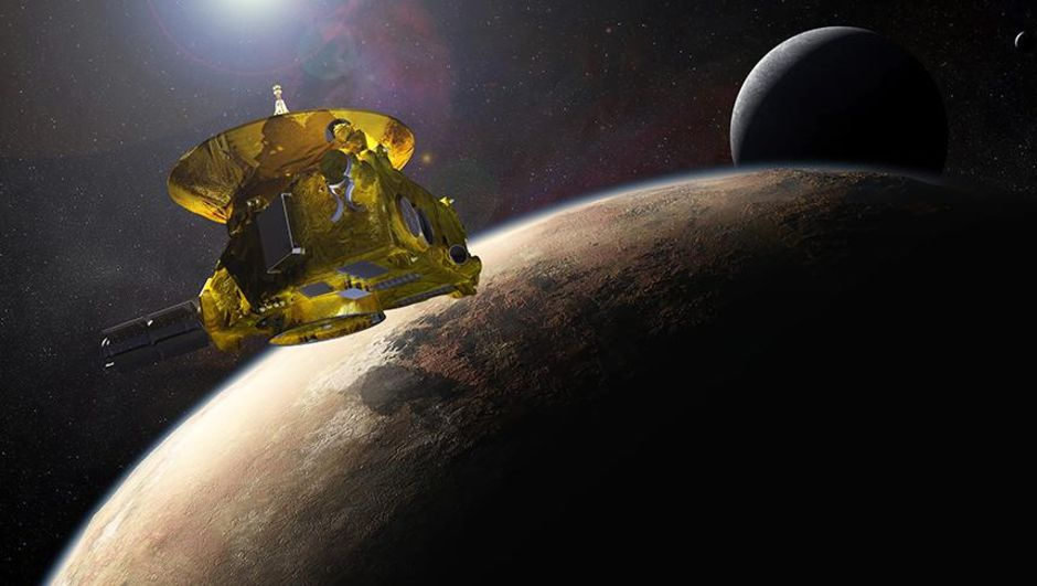 Güneş Sistemi'nde yeni keşif