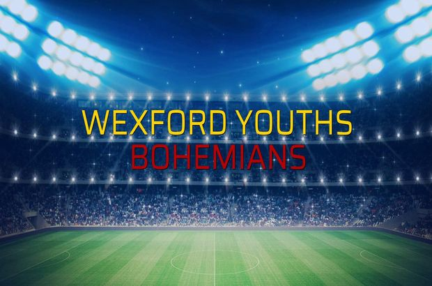 Wexford Youths - Bohemians maçı heyecanı