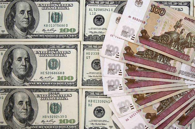 Dolar yükseldi, Rusya'dan döviz alımına kısıtlama