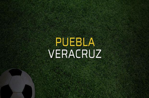Puebla - Veracruz rakamlar