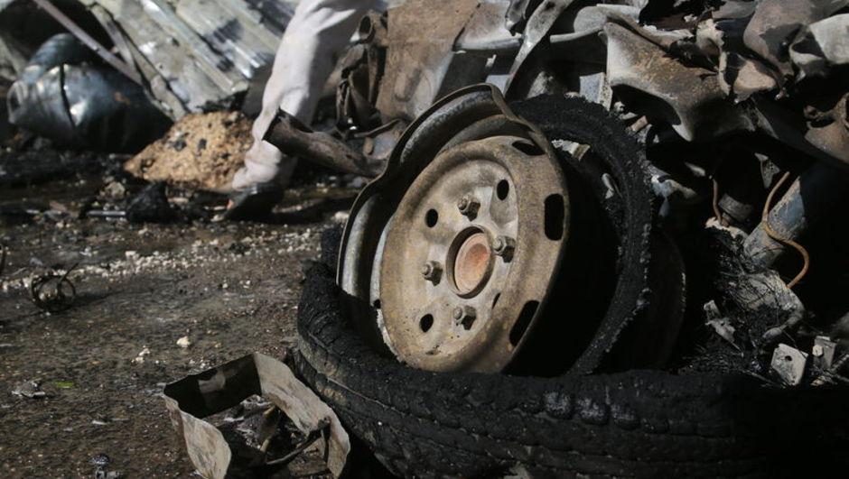 Kuşatma altındaki İdlib'de örgütler savaşı