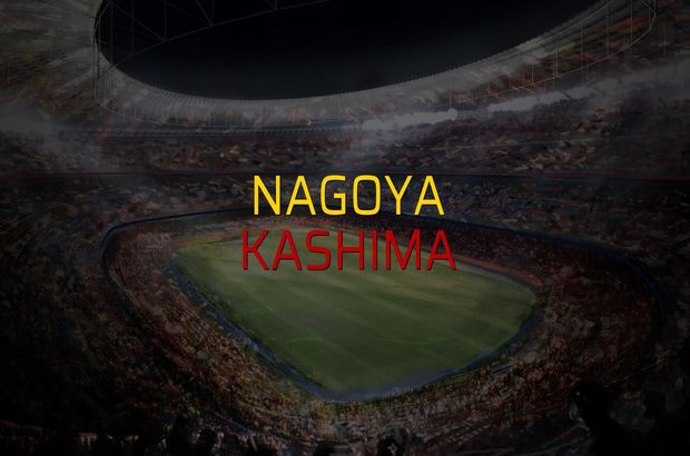 Nagoya - Kashima karşılaşma önü