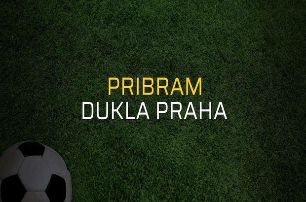 Pribram - Dukla Praha sahaya çıkıyor