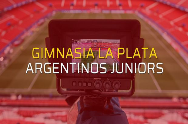 Gimnasia La Plata - Argentinos Juniors düellosu