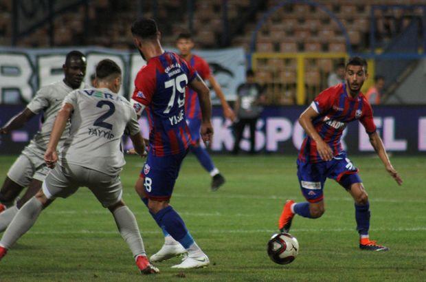 Adana Demirspor'dan 3 puanlı başlangıç