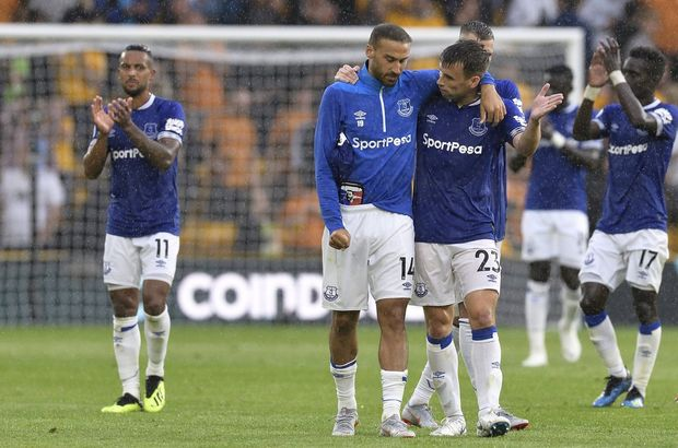 Cenk asist yaptı, Everton 1 puanla yetindi