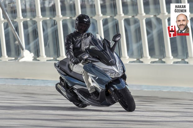 Yeni Honda Forza