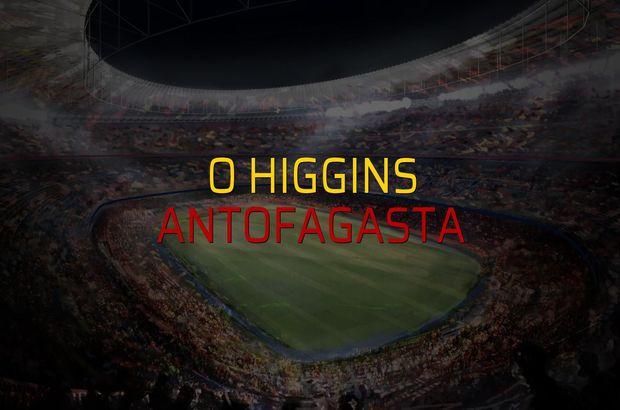 O Higgins - Antofagasta maçı ne zaman?