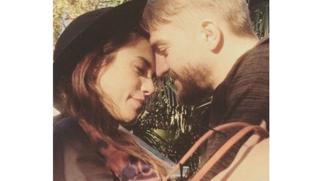 Şükran Ovalı-Caner Erkin çiftinden aşk pozu - Magazin habeleri