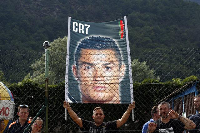 Cristiano Ronaldo Juventus'ta ilk golünü attı