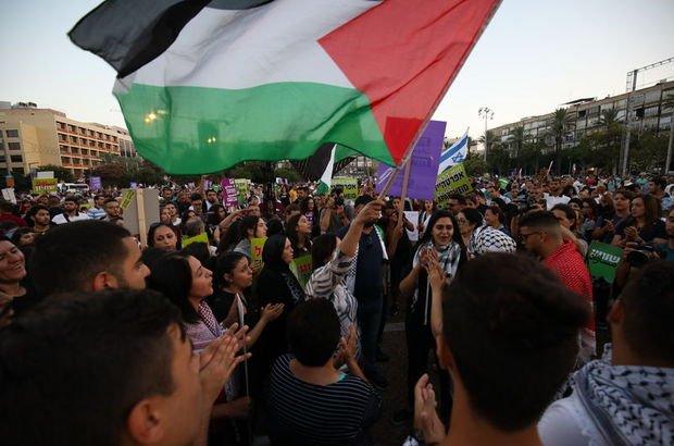 İsrail Filistin  Ulus devlet yasası