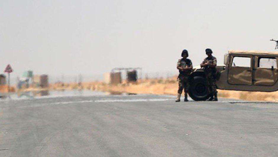 Ürdün'de terör hücresine operasyon! 5 teröristin ele geçirildi