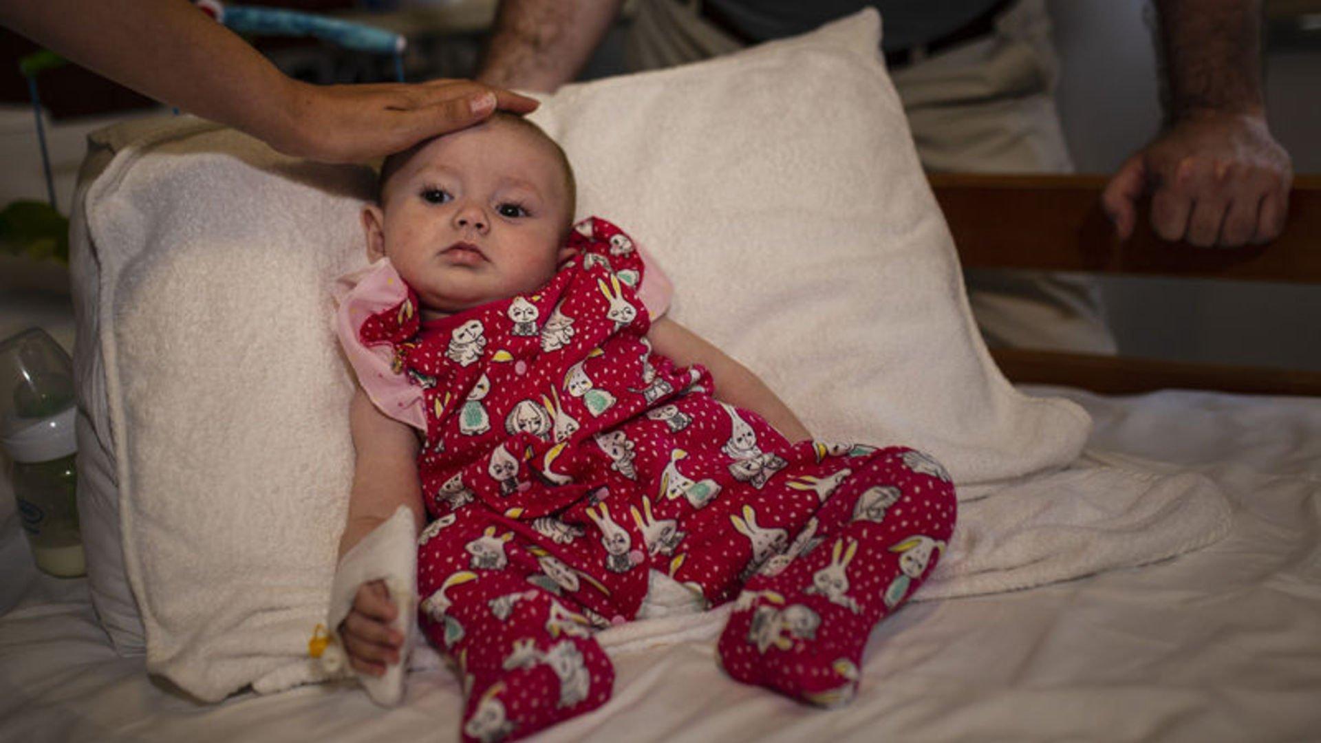 Bebeklerde kalp hastalıkları