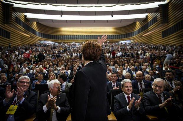 Meral Akşener İYİ Parti