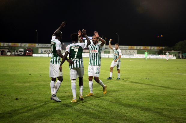 Giresunspor - Eskişehirspor