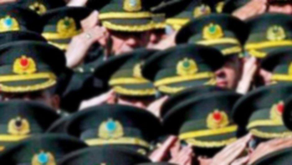 Jandarma Genel Komutanlığında emekliye sevk edilen subaylar belli oldu