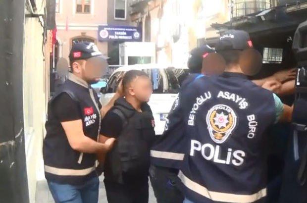 Polis 2 zanlıyı gözaltına aldı