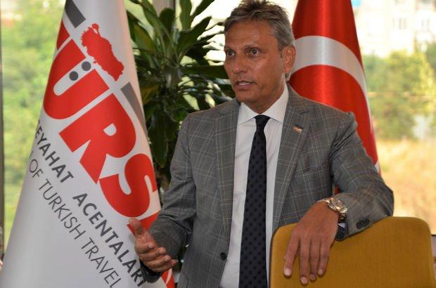 TÜRSAB Başkanı Bağlıkaya: 32 milyar dolar döviz girdisi bekliyoruz
